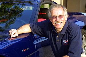 Dave Hill - Corvette Chief Engineer