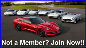 Not a member of the Corvette Action Center?  Join now!  It's free!