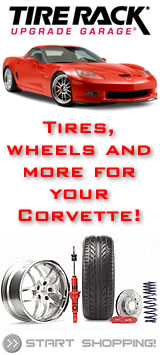 Tires, wheels and more for your Corvette!