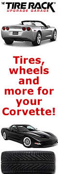 Check out the Corvette Action Center's editio of the Tire Rack Upgrade Garage!
