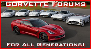 Corvette Action Center Corvette Forums