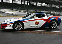 2006 Z06 Indy 500 Pacecar