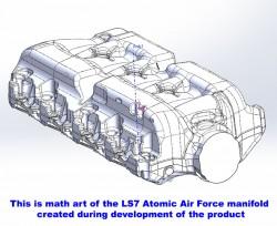 Msd Intake C6 Z06
