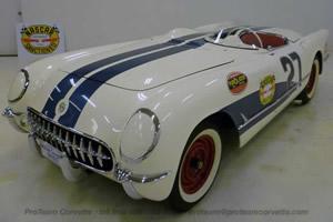 1953 Corvette No 211 Out Of 300 Daytona Beach NASCAR