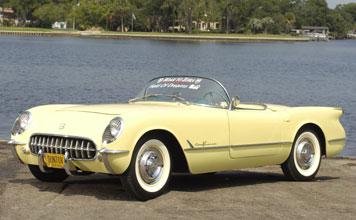 1955 Chevrolet Corvette Roadster - Zora Duntov Mule Car ...