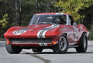 1963 Corvette Z06 Dick Lang Race Car