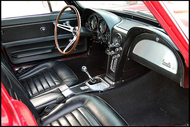 1966 Corvette Coupe 427450 HP 4 Speed Bloomington