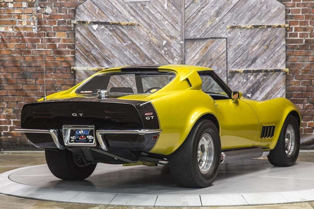 1969 corvette baldwin motion phase iii gt 1 of 10 ever built. Black Bedroom Furniture Sets. Home Design Ideas