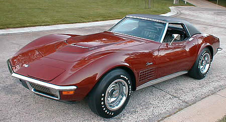 1970 Corvette Tech Center Corvetteactioncenter Com
