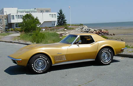 1968 Corvette Specs, Colors, Facts, History, and Performance ...