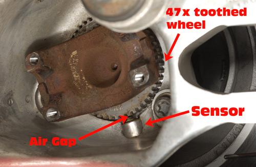on Hydraulic Pressure Sensor