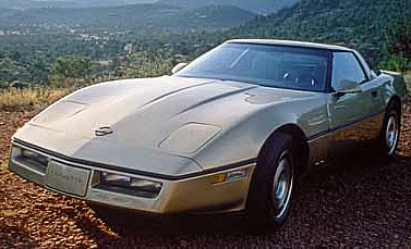 1984 - 1996 Corvette Tech Center - CorvetteActionCenter.com