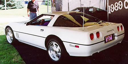 1987 - 1990 Corvette ZR-1 Prototypes