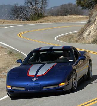 Corvette Action Center | Model Center | C5 Z06 Corvette Center | We ...