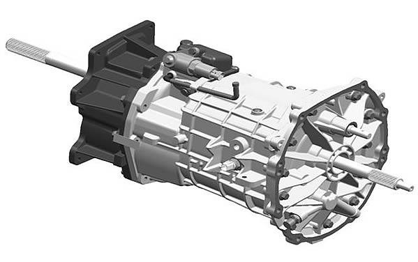 2008 tremec tr6060  mm6  mz6  corvette transmission