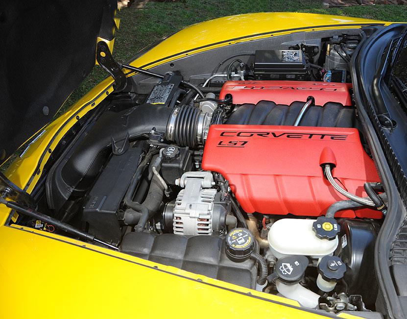 2005 Corvette For Sale >> Ruthless Pursuit of Power: The Mystique of the C6 Corvette LS7 Engine - Page 1 of 26