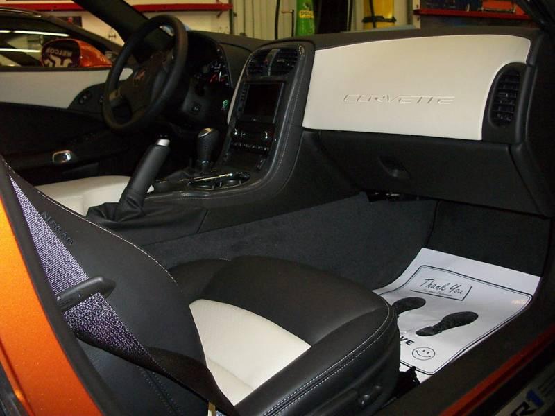 2009 corvette zr1 1g1yr26r595800330 2009 2013 c6 for Ferman motor car company