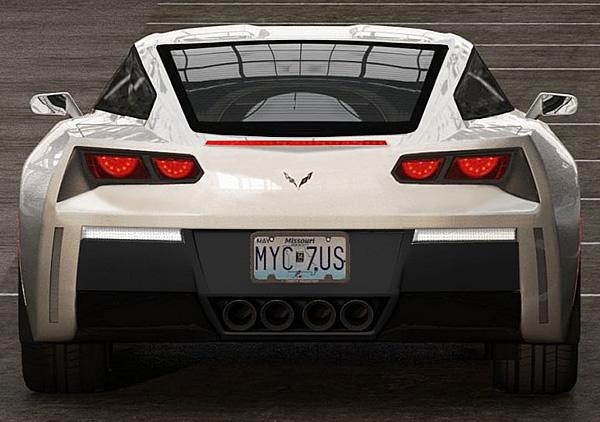 2015 Corvette Z06: LT4 Engine Overview
