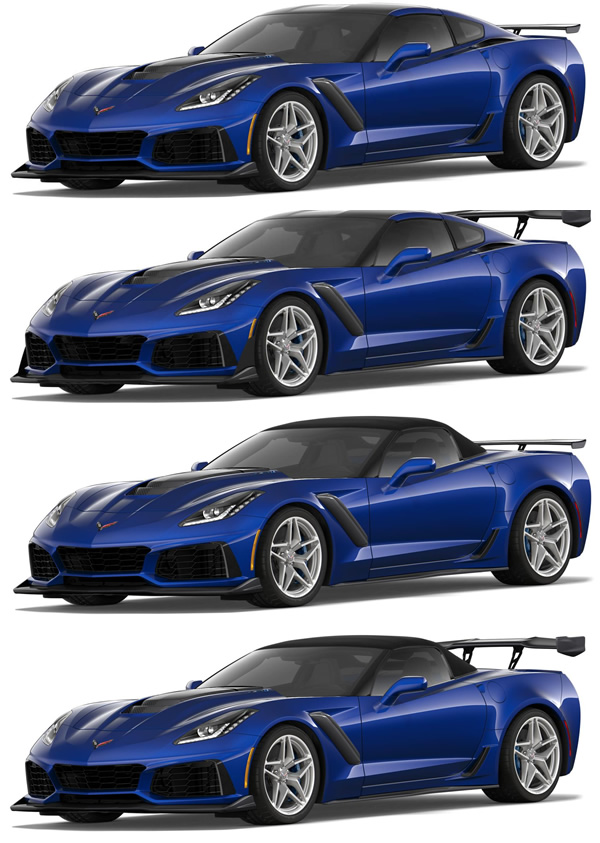 2019 C7 Corvette Zr1 Registry Corvetteactioncenter Com