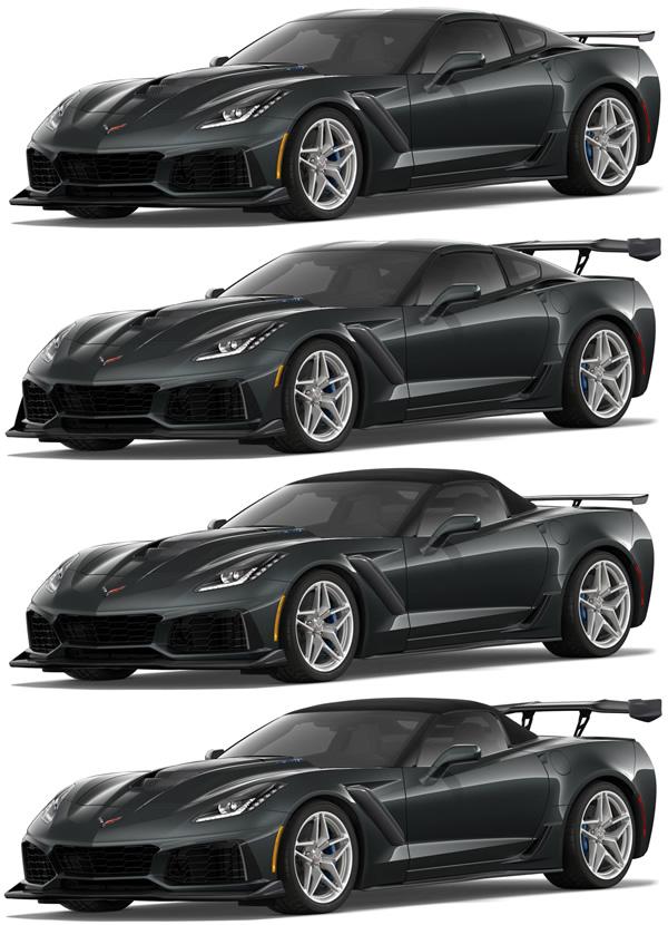 2019 C7 Corvette Zr1 Registry Corvetteactioncenter Com