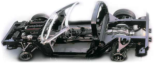 C5 Frame and Chassis Structure