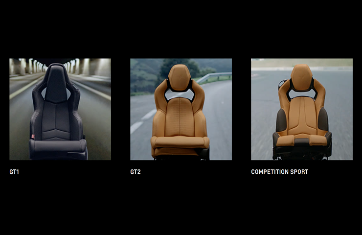 2020 Corvette: GM TechLink: Corvette Competition Seat Bolster Pad Support