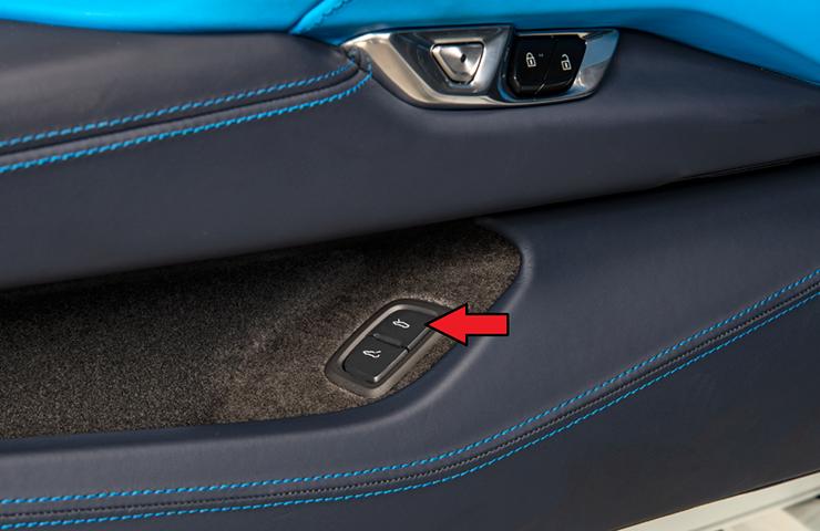 2020 Corvette: GM TechLink: Corvette Hood Access Update