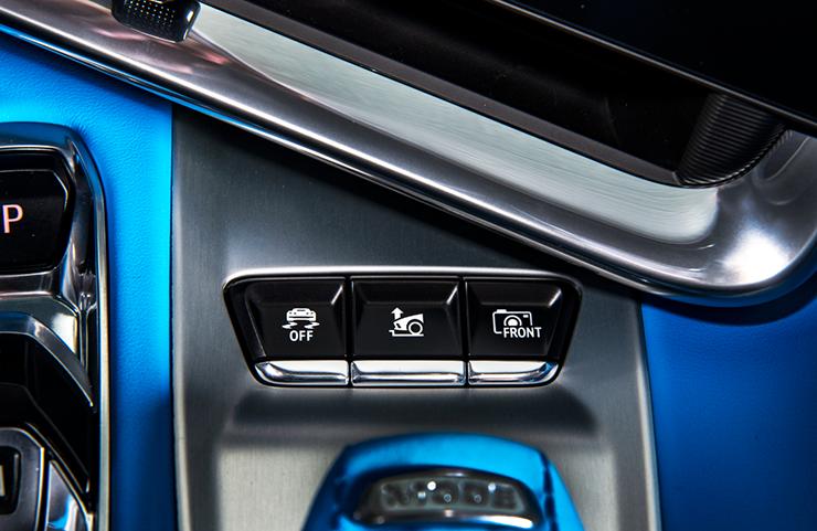 2020 - 2021 Corvette: GM TechLink: Service Front Suspension Lift System Message