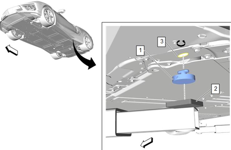 2020+ Corvette: GM TechLink: Properly Lifting the C8 Corvette