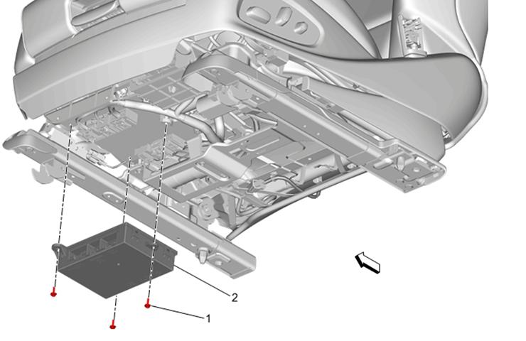 2018 - 2019 Corvette: GM TechLink: Intermittent Parasitic Battery Draw Below 40° F/4° C