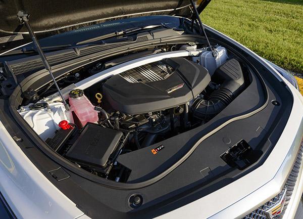 2014 - 2016 Corvette: V8 Engine Surge Sensation during Highway Driving
