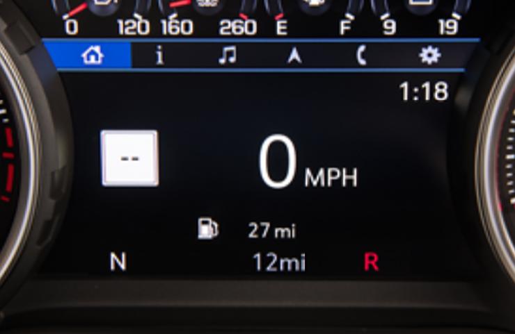 2018 - 2019 Corvette: GM TechLink: Delayed Transmission Engagement