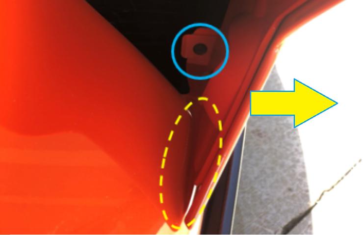 2020 Corvette: GM TechLink: Quarter Panel Rattle Sound