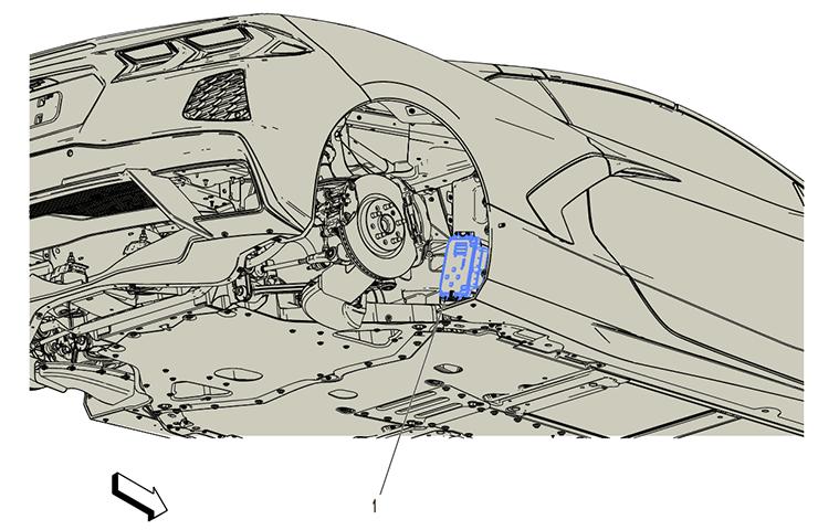 2020 - 2021 Corvette: GM TechLink: Internal Transmission Faults Not Serviceable at the Dealership