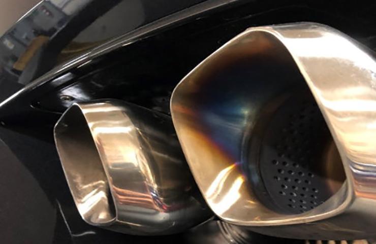 2020 Corvette Stingray Active Exhaust System
