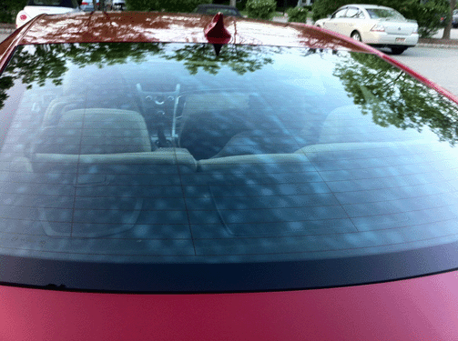 1984 - 2021 Corvette: Service Bulletin: #PI0754D: Rear and Side Tempered Glass Spots (Quench Marks) - (Nov 6, 2020)