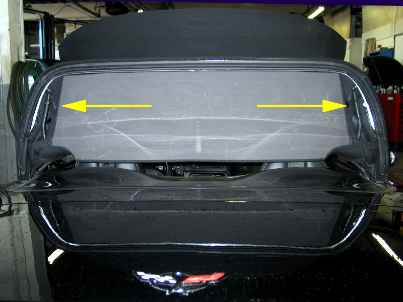 1998 - 2004 Corvette How-To: Convertible care, adjustments, and tips