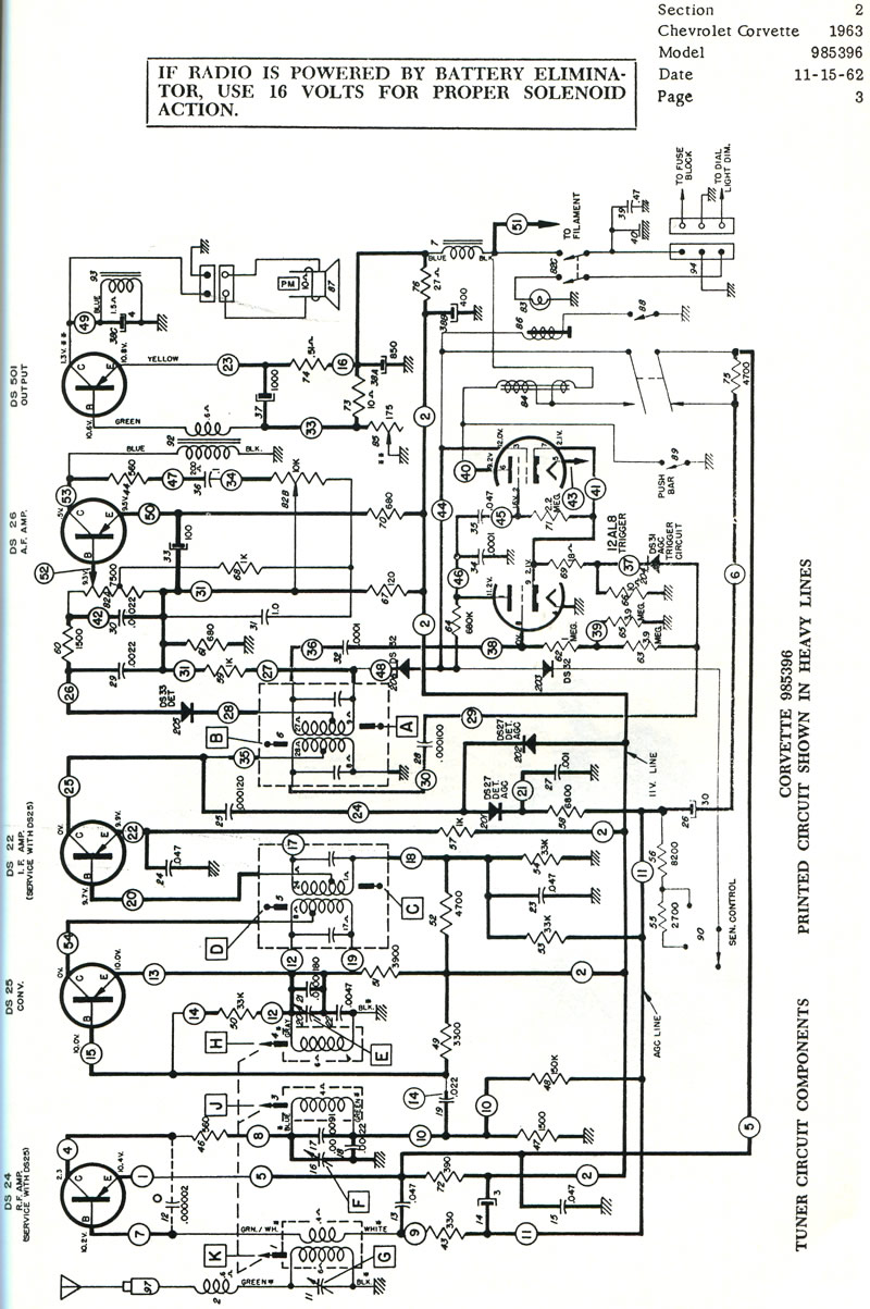 gm delco radio schematics electrical diagrams forum u2022 rh jimmellon co uk