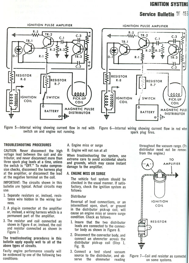 [SCHEMATICS_43NM]  1964 - 1967 Corvette: Delco-Remy Service Bulletin: Ignition Systems | Delco Radio Wiring Diagram 1964 |  | Corvette Action Center