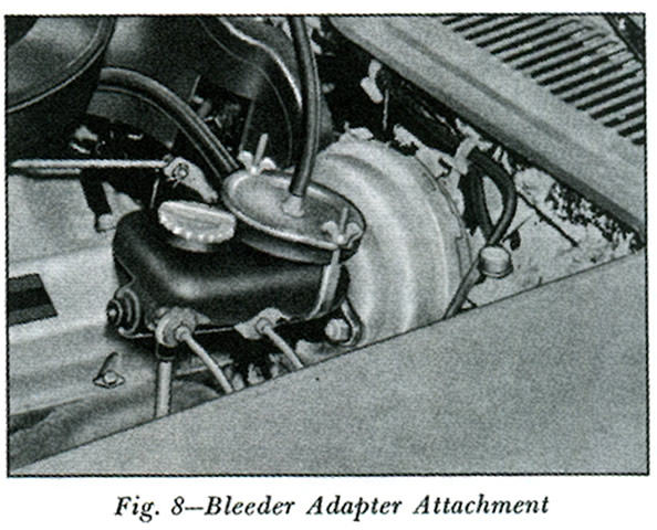 1965 Corvette Disc Brakes Service Procedures Revised