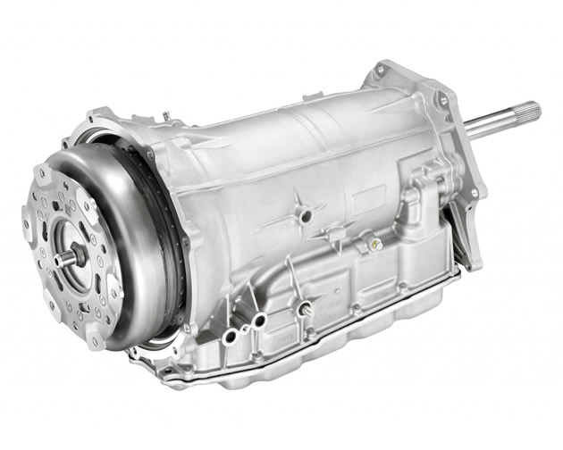 2015 Corvette 8L90 8-Speed Automatic Transmission