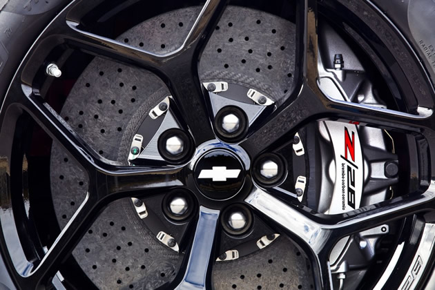 2014 - 2015 Corvette Weather Conditions' Effect on High-Performance Brake Components