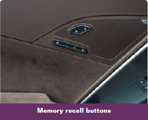Memory Recall Buttons