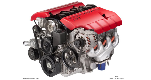 Ruthless Pursuit of Power: Lucky Seven Edition: The Mystique of the 7-Liter, 7000-RPM, LS7