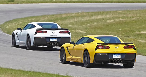 New Market Dawning: Katech and Halltech C7 Corvette Performance Mods