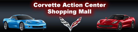 Corvette Amazon Shopping Mall Released