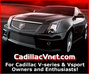 CadillacVnet.com:  For Cadillac V-Series and Vsport Owners and Enthusiasts!