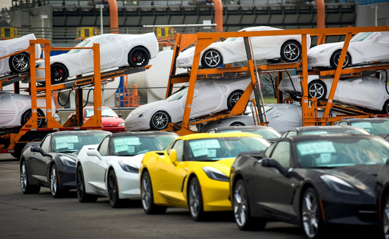 April 2014: Corvette Sales are Alive and Well!
