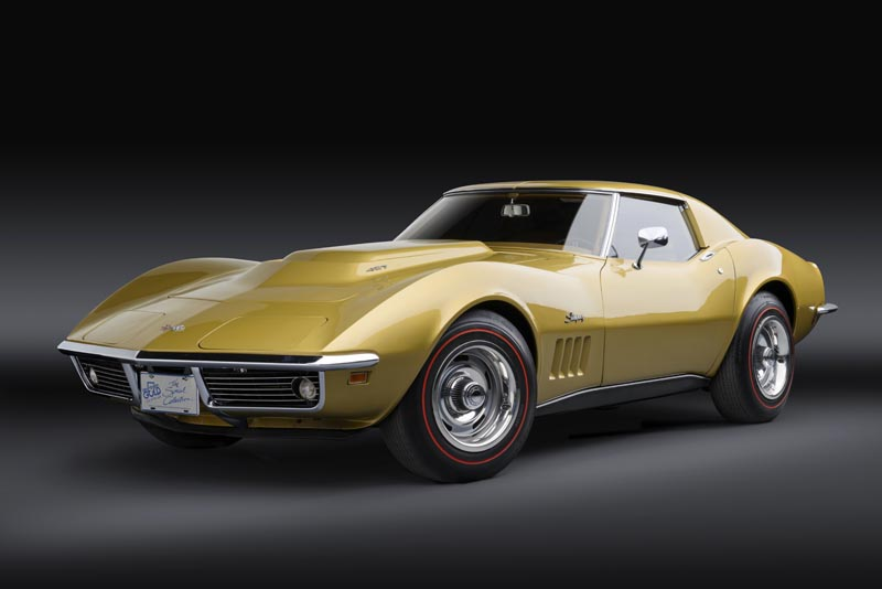 Unrestored Low-Mile 1969 L88 Corvette Heads to the Auction