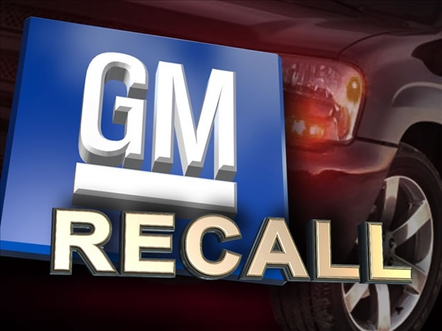 GM Press Release:  GM Recalls 2.42 Million Vehicles in Four U.S. Recalls
